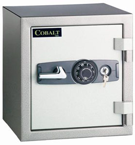 Cobalt Fireproof Data Safe Model DS-035.