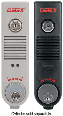 EAX 500 Battery Powered Door Alarm By Detex.