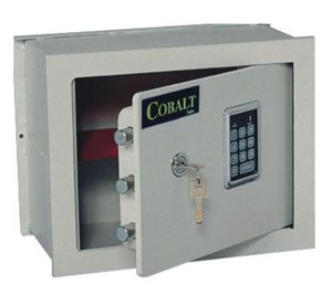 Wall Safe By Cobalt Safes.
